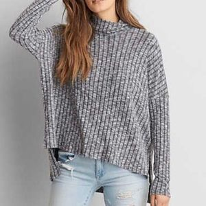American Eagle Outfitter Ribbed Turtleneck Sweater